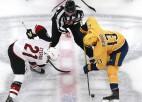 """""""Islanders"""" palielina pārsvaru sērijā pret """"Panthers"""", """"Predators"""" revanšējas """"Coyotes"""""""