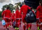 Sieviešu futbola izlasei pret Islandi un Ungāriju palīdzēs arī Bundeslīgas klubā esošā Voitāne