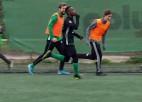 """Video: """"Auda"""" spēles izskaņā izrauj uzvaru pār """"Dinamo Rīgu"""""""