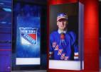 Ņujorkas ''Rangers'' NHL draftā ar 1. numuru izvēlas Lafrenjē