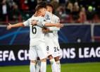 """""""Bayern"""" aizraujošā mačā uzvar """"Lokomotiv"""", """"Inter"""" neizšķirts pret """"Shakhtar"""""""