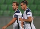 Keina 200. vārti ''Tottenham'' rindās nodrošina uzvaru Bulgārijā