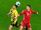 ''Bayern'' Bundeslīgas grandu duelī pārspēj ''Borussia''
