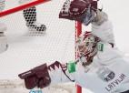 Latvijas valdība gatava respektēt IIHF lēmumu par Rīgas un Minskas PČ