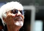 """Eklstouns: """"Pazīmes liecina, ka notiek gatavošanās F1 čempionāta pārdošanai"""""""