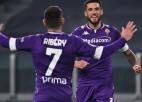 Melnā diena ''Juventus'': atceļ tehnisko uzvaru pār ''Napoli'' un zaudējums pret ''Fiorentina''