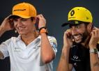 """Seidls: """"Kamēr komandu vadīšu es, Rikjardo nebūs """"McLaren"""" pirmais numurs"""""""