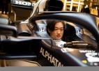 Cunoda kļūs par vienu no īsākajiem F1 pilotiem vēsturē
