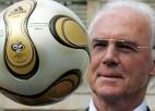 FIFA atzīst Bekenbaueru par vainīgu korupcijā, bet nesoda noilguma dēļ