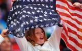 Foto: Amerikāņi priecājas par bronzas medaļām pasaules čempionātā