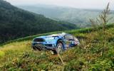 """Foto: """"Rallye Deutschland"""" pirmās dienas neveiksmes"""