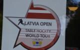 "Foto: ""Latvia Open 2015""  - galda hokejs Jēkabpilī"