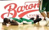 """Foto: """"Barons/LDz"""" uzvaru sēriju turpina arī spēlē ar """"Valmieru"""""""