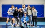 "Foto: FK ""Valka"" – 2. līgas čempione, vicečempiones godā FK ""Jūrmala"""