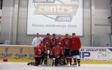 Sāks griezties otrais Sportacentrs.com minihokeja karuselis