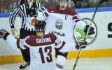 Tiešraide: Latvija - Zviedrija 1:8 (spēle noslēgusies)