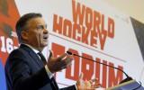 Hokeja PČ saimniece Šveice aizliedz lielus pasākumus līdz aprīļa beigām