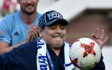 Maradona pēc atvaļinājuma neatgriežas jaunajā darba vietā Baltkrievijā