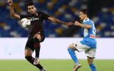 """""""Milan"""" paliek mazākumā, atspēlējas un dala punktus ar Neapoli"""