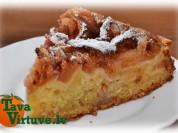 Fotorecepte: Brīnišķīgais gardums- ābolu pīrāgs