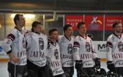 Foto: Latvija - Bulgārija 18:1