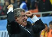 Portugāļu treneris pēc izlozes smaidīgs