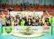 "ELVI FL čempiones titulu nosargā ""Rubene"", RSU sensacionāla bronzu"