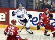 Somijas hokejisti vēlreiz apspēlē Krievijas izlasi, Šveice atstāj sausā Dāniju