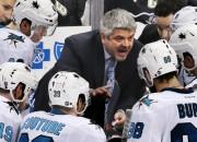 """""""Sharks"""" pēc septiņu gadu darba atbrīvo Maklelanu no galvenā trenera amata"""