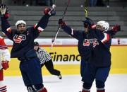 ASV U18 izlase sagrauj Kanādu, finālā tiek arī Somija