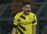 """Gindogans esot tuvu pārejai uz Mančestras """"United"""", Dortmunde noliedz"""