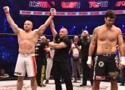 Pudzinovskis nokautē UFC cīkstoni Greisiju