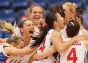Serbijai pirmais Eiropas fināls vēsturē, Dumerka <i>nonāvē</i> čempiones