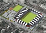 "Barona ielas stadionu LFF uztic rekonstruēt SIA ""Arčers"""