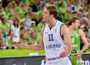 Somijas kandidātu sarakstā Koponens un divi NBA D-līgā spēlējušie