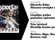 """Nevelc garumā – ņem ciet un lasi """"Sporta Avīzi"""" augustā"""