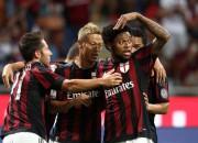 """""""Milan"""" uzvar kausa spēlē, Robens un Vidals iesit """"Bayern"""" pārbaudē"""