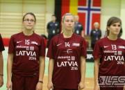 Latvijas izlase turpinās pret vācietēm