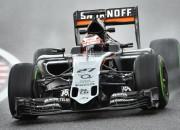 Pirmo F1 treniņu Krievijā aizkavē degvielas noplūde, ātrākais Hilkenbergs