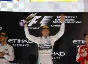 F1 sezona noslēdzas ar Rosberga uzvaru