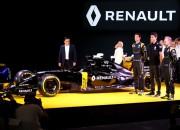 """""""Renault"""" komanda pirmā prezentē 2016. gada F1 auto"""