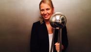 """Anete Jēkabsone-Žogota: """"Nespēju iedomāties, ka būšu WNBA čempione"""""""