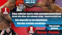 Starptautiskais cīņu festivāls: Vidzeme pret Pleskavu