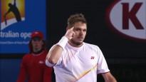 Vavrinka pārspēj Nadalu un triumfē ''Australian Open''