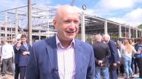 """Ilvis Pētersons: """"Pateicoties infrastruktūrai, Liepājā varēs rīkot starptautiskus turnīrus"""""""