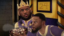Game of Zones: Karaļa Lebrona nedienas ar Kobes faniem