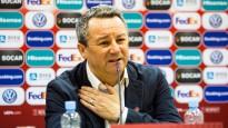 Vaņins nespēlēs, Skopjē Stojanovičam nepatika piesardzīgais futbols