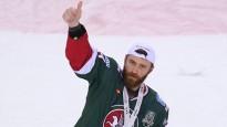 """""""Ak Bars"""" hokejists debitējis Krievijas trešajā futbola līgā"""