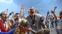 Kur uz Eiropas sporta kartes atrodas rokasbumba?