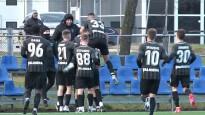 """""""Valmiera FC"""" gūst divus skaistus vārtus un uzvar """"Mettu"""""""